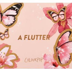 🦋BNIB🦋Colourpop A Flutter Palette